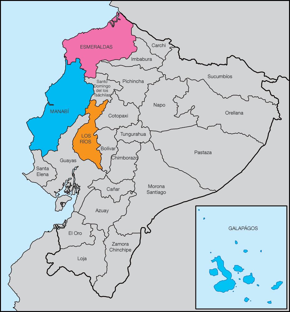 cartina_regioni_Ecuador