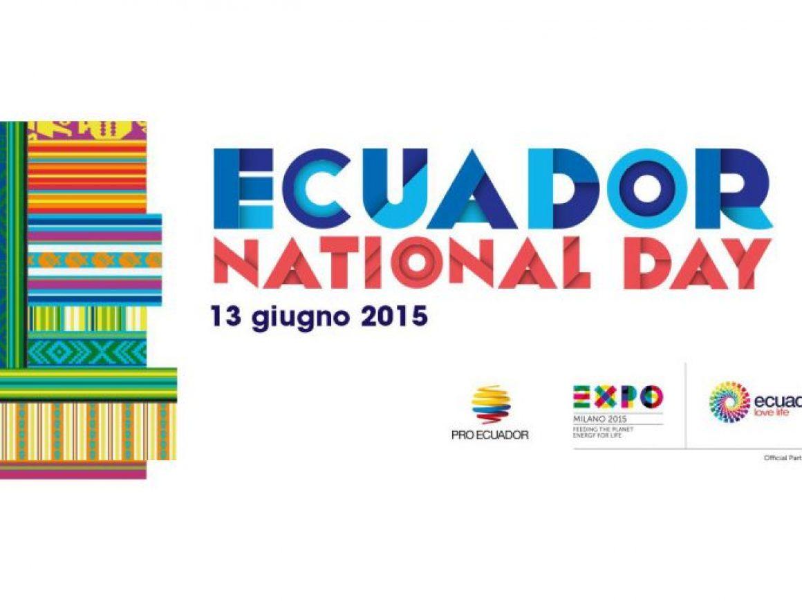 national day ecuador