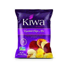 Kiwa Vegetable Mix Chips