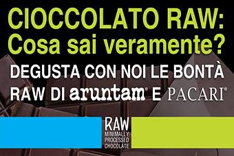 Cioccolato Raw: cosa sai veramente?