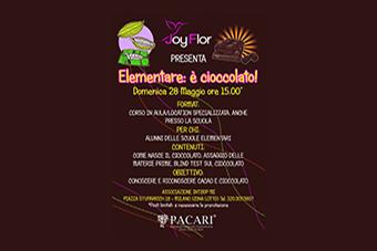 Elementare: è Cioccolato!