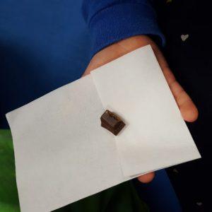 mani cioccolato